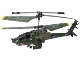 Wonderbaar RC Army Helikopter Gyro stabilisator - Real Good Stuff HP-62